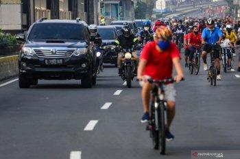 DKI meniadakan CFD dan kegiatan 17-an di Ibu Kota
