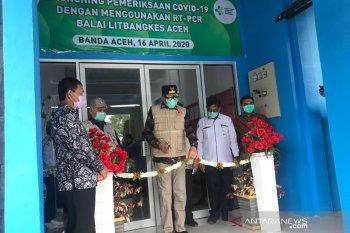 GTPP: Balitbangkes Aceh tutup karena 2 petugas tertular COVID-19