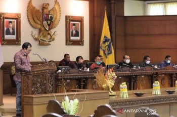 DPRD Bali bahas Ranperda Zonasi Pesisir