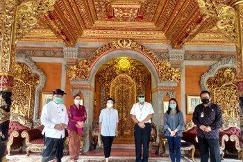 Cok Ace: pusat apresiasi penerapan protokol kesehatan di Bali