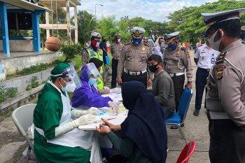Dirlantas: Penumpang masuk Aceh harus jalani pemeriksaan COVID-19