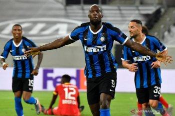 Inter melaju ke semifinal Liga Europa setelah kalahkan Leverkusen 2-1
