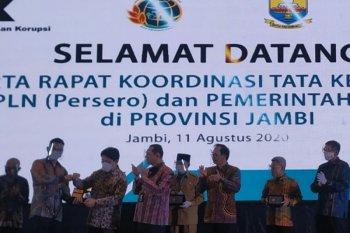 KPK pantau kemajuan percepatan sertifikasi aset di Jambi
