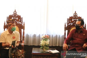 Wagub Bali harapkan IKAPPI bangkitkan pasar tradisional