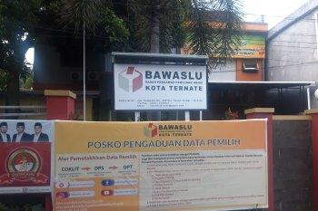 Bawaslu Ternate proses dugaan pemalsuan dokumen dukungan calon perseorangan