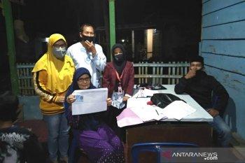 KPU Rejang Lebong verifikasi 10.629 dukungan perbaikan pasangan SAHE