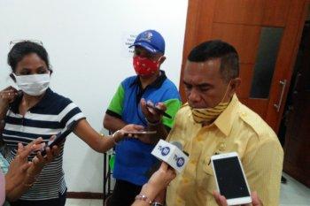 DPRD : Saluran primer irigasi Wai Matakabo rusak