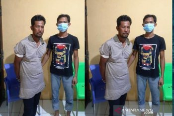 Polisi ringkus dua bandar sabu di Bengkulu Selatan