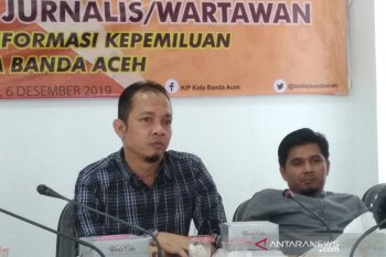 KIP: Anggaran pilkada Banda Aceh capai Rp31,56 miliar