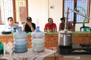 Gubernur Koster perjuangkan hak paten arak Bali ke Kemenkumham