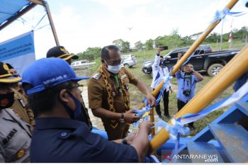 IPA  unit Muara Wahau II  Kutim resmi beroperasi