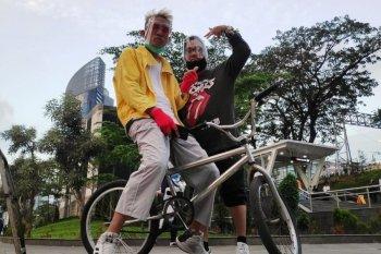 "Musim sepeda, ""Pskyject"" buat lagu semarakkan musik Indonesia"