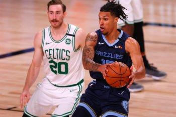 Celtics persulit peluang Grizzlies ke playoff