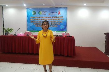 Yayasan Pelangi Maluku intensifkan klinik komunitas Candela dampingi penderita HIV/AIDS