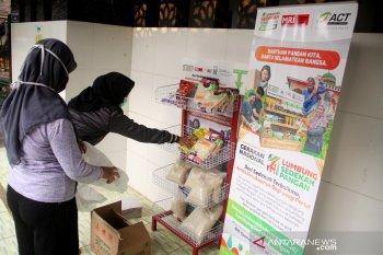 ACT gagas gerakan lumbung sedekah pangan di Bekasi