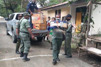 Ratusan satwa sitaan BBKSDA dikembalikan ke habitat di Maluku