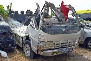 Pemilik elf maut belum ditetapkan tersangka terkait kecelakaan di Tol Cipali