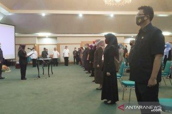 Bupati Bogor melantik 211 pejabat eselon III dan IV (video)