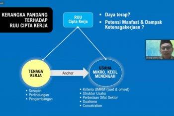 UMKM akan jadi lead project dari RUU Cipta Kerja