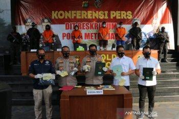 Polda Metro Jaya tangkap empat pelaku pembunuhan berencana  WN Taiwan