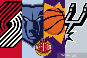 Skenario tim play-in Wilayah Barat NBA