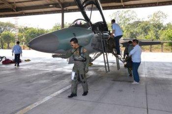 Mabes TNI AU selidiki penyebab tergelincirnya pesawat T50i Golden Eagle di Iswahjudi