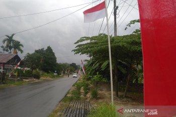 Pemerintah Kabupaten  Penajam gelar peringatan HUT RI secara terbatas