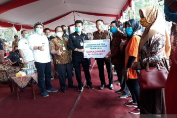 Mentan Syahrul Yasin Limpo  pastikan kebutuhan pangan tercukupi hingga akhir tahun
