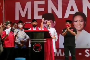 "Muhammad-Saras usung slogan ""Pasangan TANGSEL!"""
