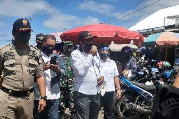 Pemkot Ambon relokasi pedagang pasar Mardika secara bertahap