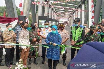 Bupati Bogor resmikan jembatan