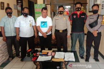 Dugaan pemerasan, oknum wartawan Bengkulu Tengah dibekuk polisi