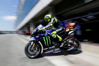 Rossi perlu hasil bagus di kualifikasi agar naik podium di Austria