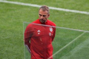 Flick ingatkan besok Bayern vs Barcelona, bukan Bayern vs Messi