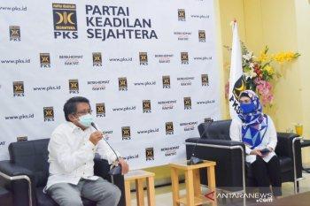 Sah! PKS resmi sodorkan Azizah-Ruhammaben di Pilkada Tangsel