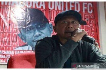 Jelang latihan lagi, Madura United wajibkan pemain jalani rapid test