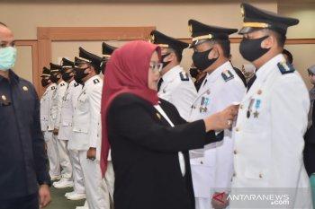 Bupati Bogor Ade Yasin melantik 50 pejabat eselon III dan IV