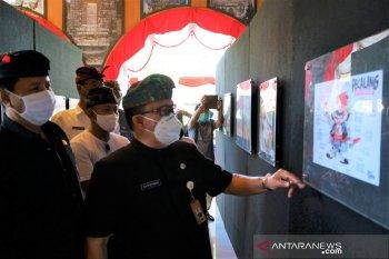 "14-16 Agustus, Pemkot Denpasar gelar pameran buku ""Denpasar dalam Kartun dan Karikatur"""