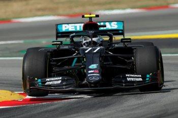Formula 1: Bottas tercepat di sesi latihan bebas GP Spanyol