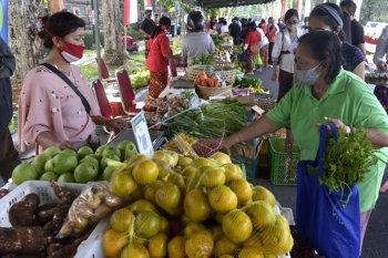 Pasar gotong royong di masa pandemi COVID-19