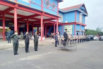 Berkeliaran tak pakai masker di Kota Jambi, siap-siap dicegat dan disanksi Rp50 ribu