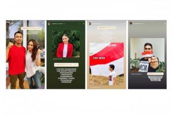 Snapchat dan Instagram semarakkan peringatan HUT ke-75 RI