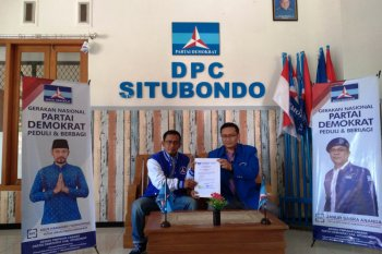 Pilkada Situbondo, Partai Demokrat rekomendasikan Karna-Khoirani