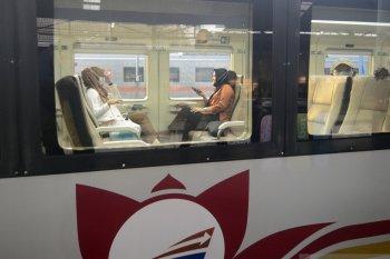 Perjalanan KA Lampung-Baturaja kembali dibuka