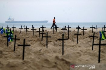 """WHO: Satu juta kematian COVID-19 """"tonggak sejarah sangat menyedihkan"""""""
