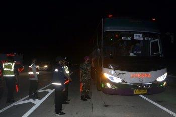 Operasi keselamatan berkendara di jalan tol trans sumatra