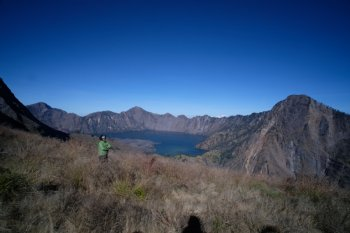Good Morning  (from) Rinjani!
