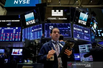 "Wall Street ""rebound"" setelah pejabat Fed berikan kepastian kebijakan"