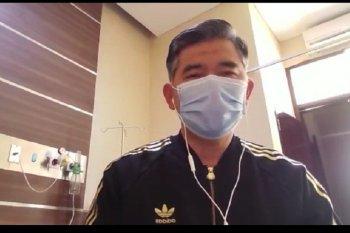 Fasha dan keluarga lanjutkan isolasi di rumah sakit Jambi