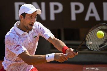 Italia Terbuka: Djokovic butuh dua jam demi amankan tiket perempat final